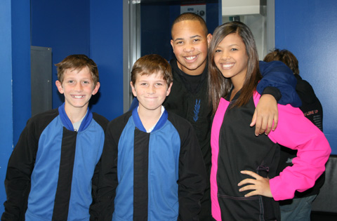 The group